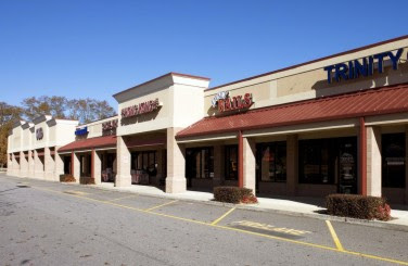 Madison Crossing Shopping Center, Sharp Realty