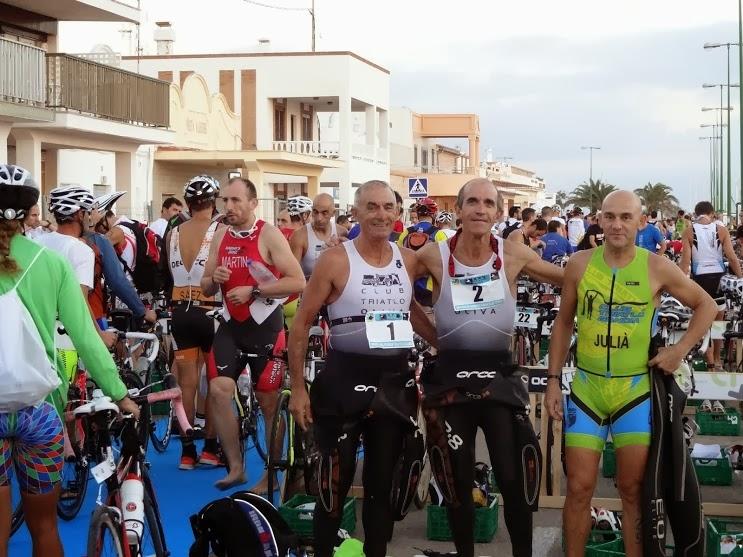 1ª XXV Triatlo Oliva 2013