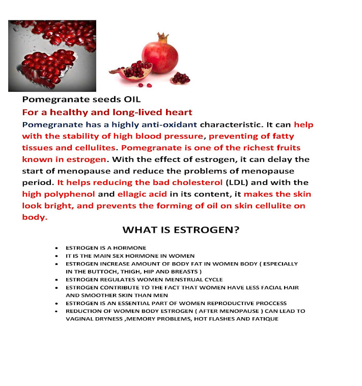 Pomegranate Seeds Oil