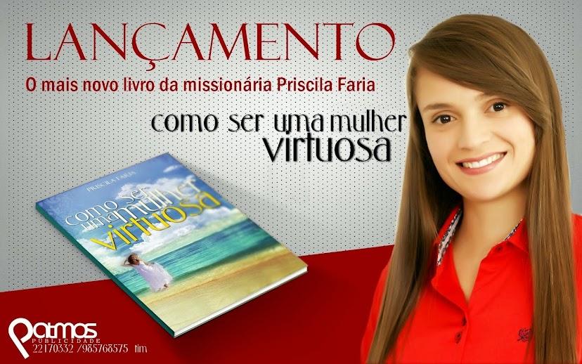 Missionária Priscila Faria