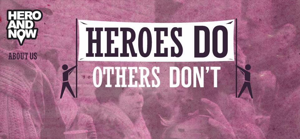 HeroAndNow.org, HeroAndNow, Onitsuka Tiger, menswear, acción social, calzado,