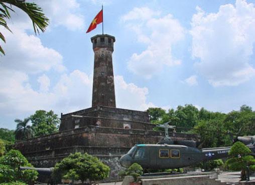 Objek Wisata di Hanoi