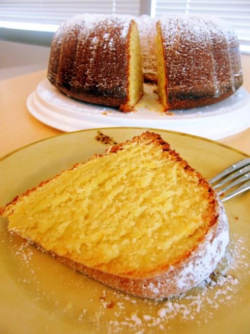 My Portuguese Kitchen: Orange & Olive Oil Cake