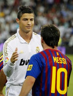 CR7 Dan Messi Bersahabat, Tak Ada Perselisihan Dan Persaingan