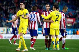Villarreal vs Atlético Madrid