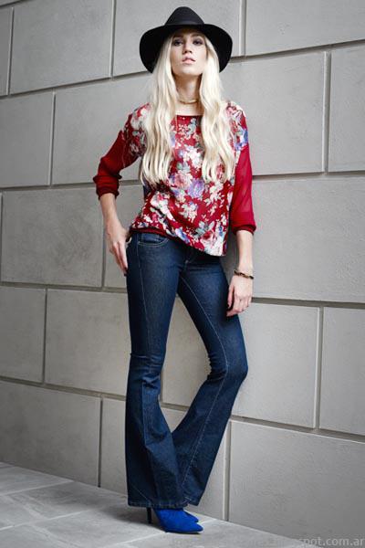 Vov Jeans pantalones oxford invierno 2014.