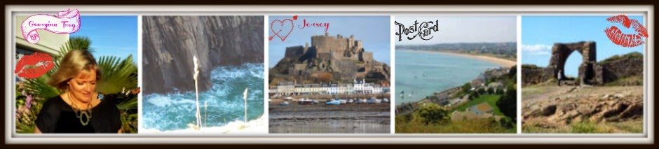 Georgina Troy, Writer - The Jersey Scene Series