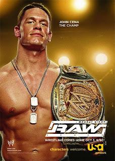 WWE Raw HDTV 2011