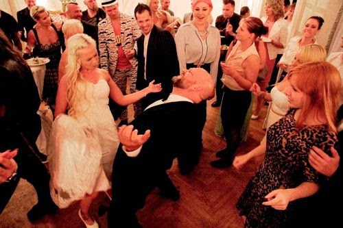 Tag Und Nacht wedding