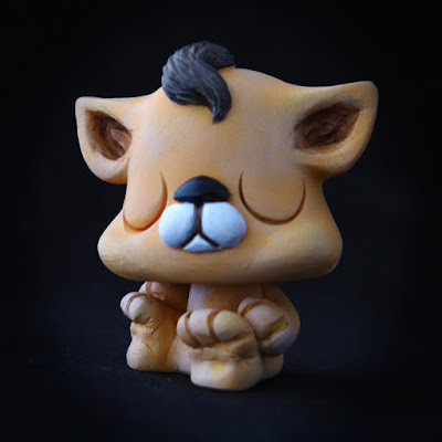 Singapore Toy, Game and Comic Convention 2015 Exclusive Pip the Cub Resin Figure by UME Toys & Pobber Toys
