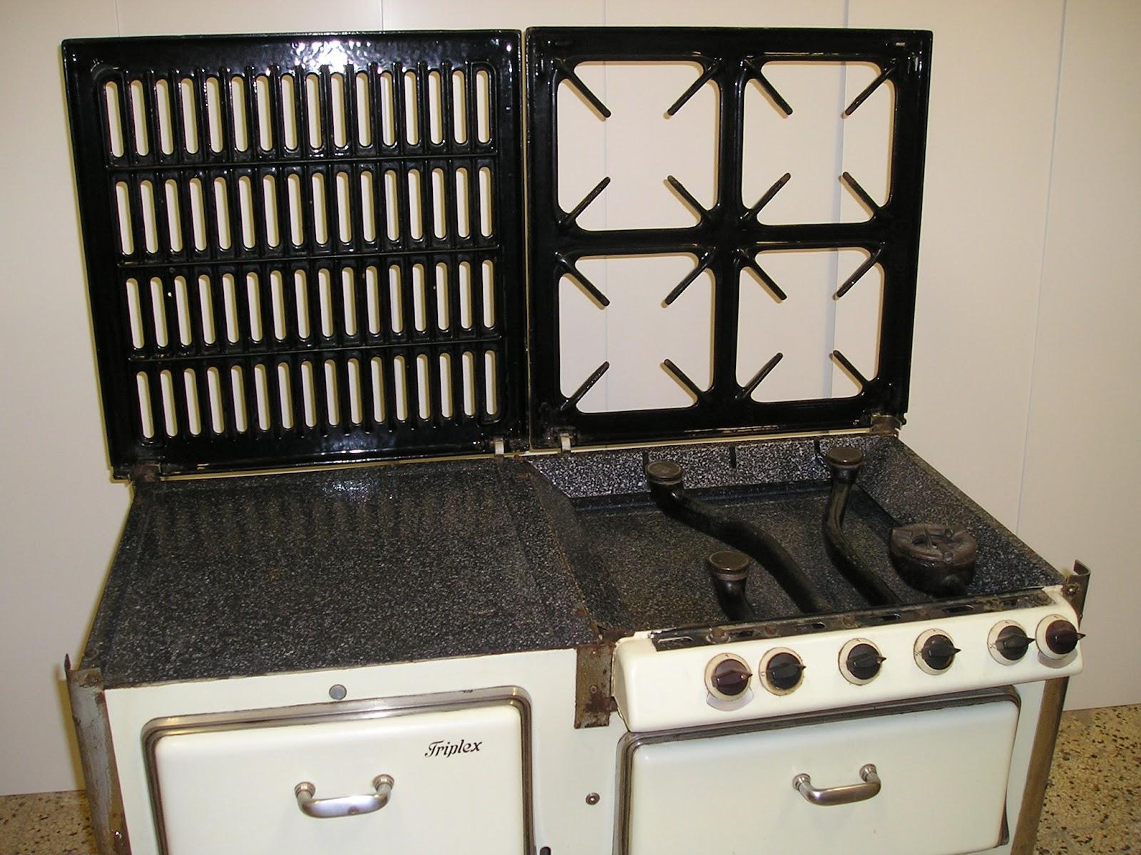 Cucina Anni 30 : L officina dell antico cucina a gas triplex anni