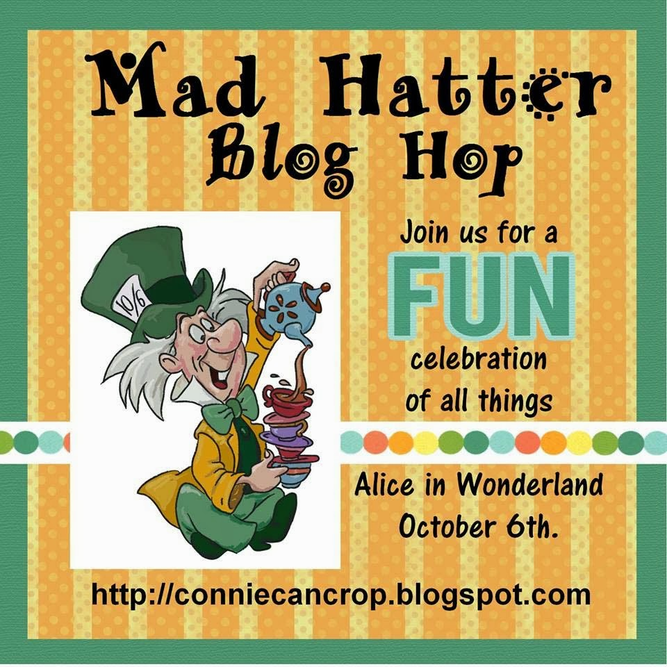 Mad Hatter Blog Hop