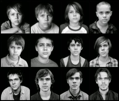 Los doce rostros de Ellan Coltrane en Boyhood (Richard Linklater, 2014)