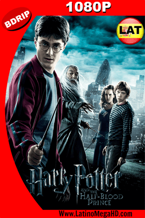 Harry Potter y el misterio del príncipe (2009) Latino HD BDRIP 1080P ()