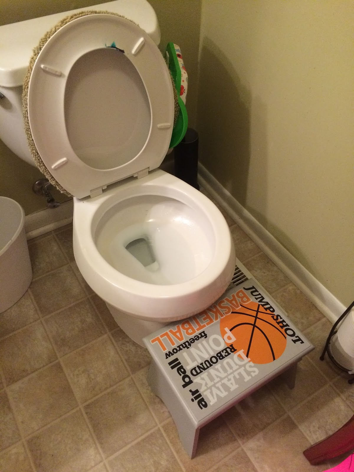 how to get my 2 year old potty trained