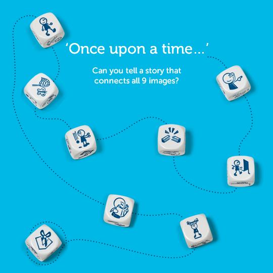 Story Cubes  Actions de Gigamic  Au Chapeau Enchanté votre boutique de jeux
