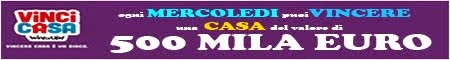 VINCICASA | estrazione del 20 Maggio 2015