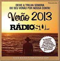 Nome do CD: Verão 2013 - Rádio SU Tamanho: 107 MB Lançamento: 2012