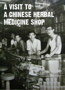 chinese herbal medicine hall