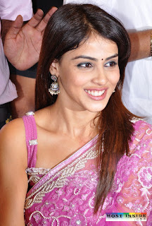 genelia-in-saree-so-cute