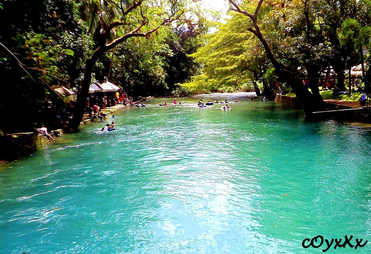 Malumpati Health Spring and Tourist Resort, Antique