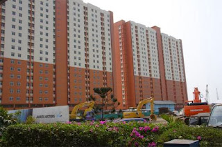 Sewa Apartemen Bandar Kemayoran Jakarta Pusat