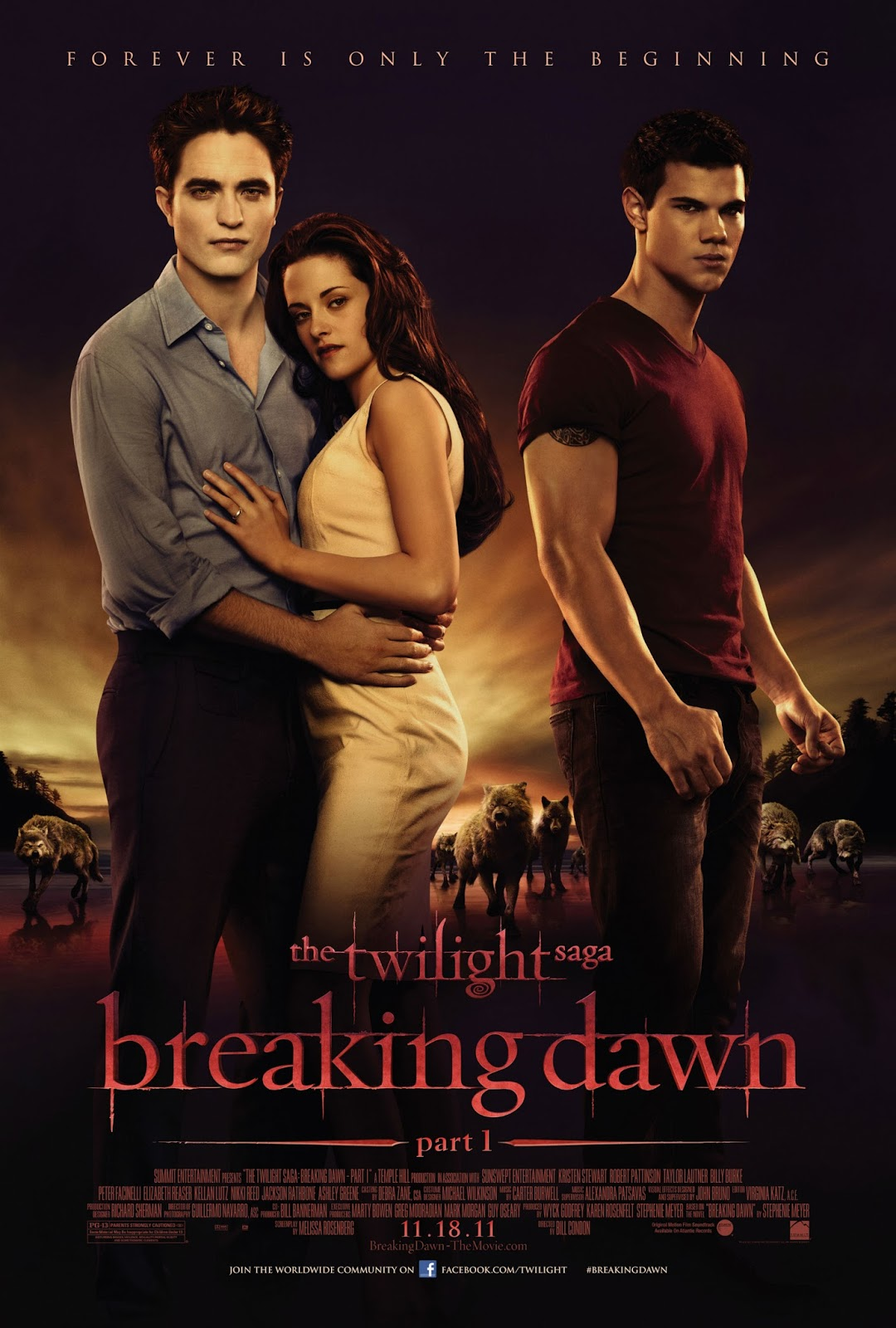 Hừng Đông Phần 1 - The Twilight Saga: Breaking Dawn Part 1