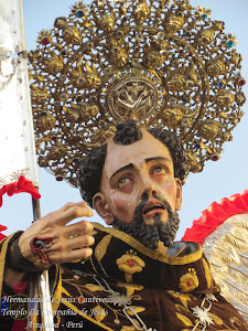 Octubre - Procesión del Paso - San Francisco - Templo San Francisco