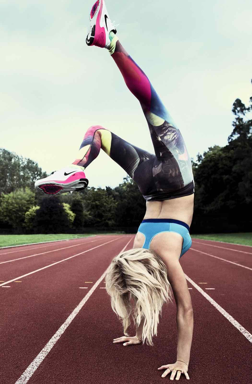 Ellie Goulding's Inspiring New Nike Campaign