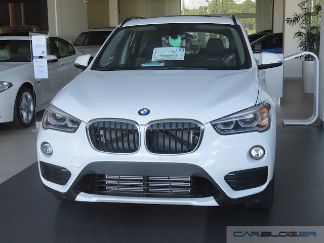BMW X1 2016 Branco