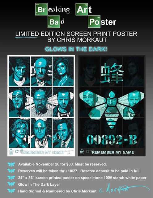 Buy The Exclusive Breaking Bad Poster and Complete Series Blu-ray Set Cheap At MovieStop Online