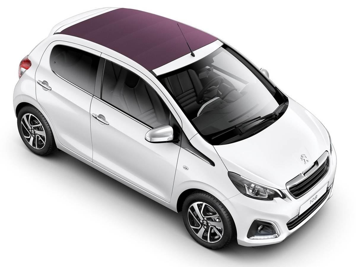 Novo Peugeot 108 2015