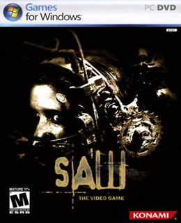 Saw: The Game PC Capa