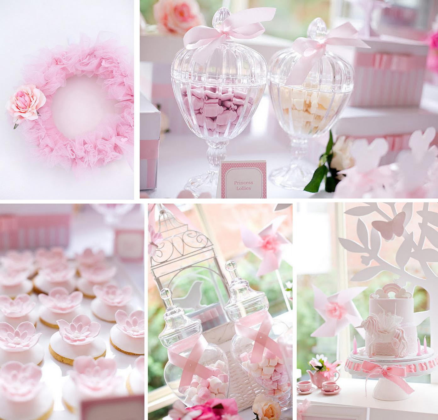 As Fotos Acima Da Festa Barbie Princesa S  O Para Inspir   La
