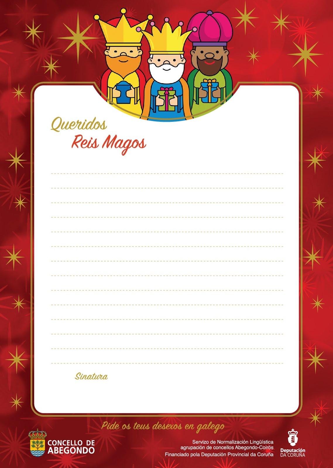 Carta aos Reis Magos