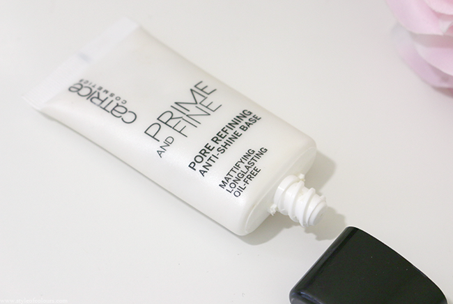 Catrice Face Primer Review