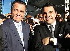 Feliciano vai se candidatar para o Senado com apoio de Malafaia