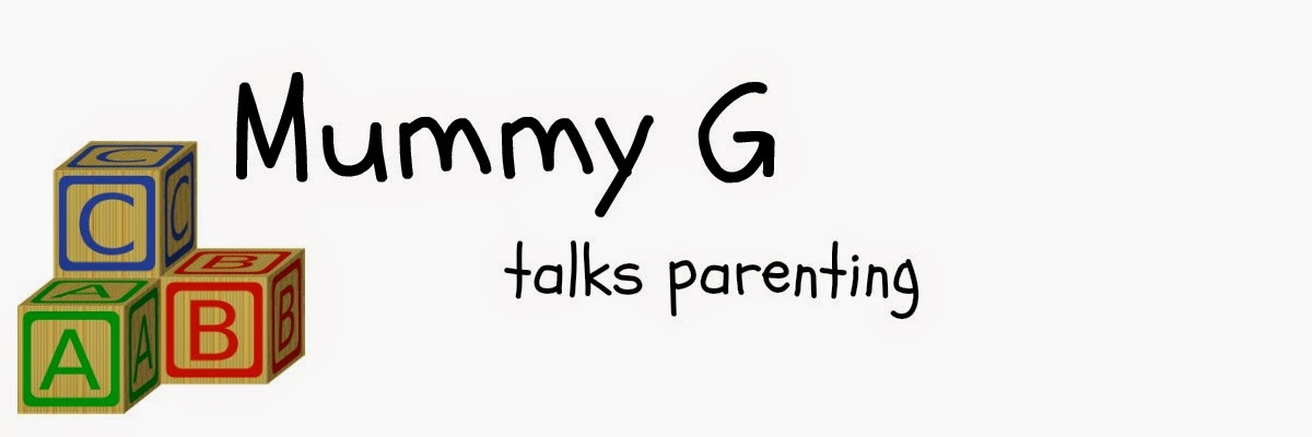 Mummy G talks parenting