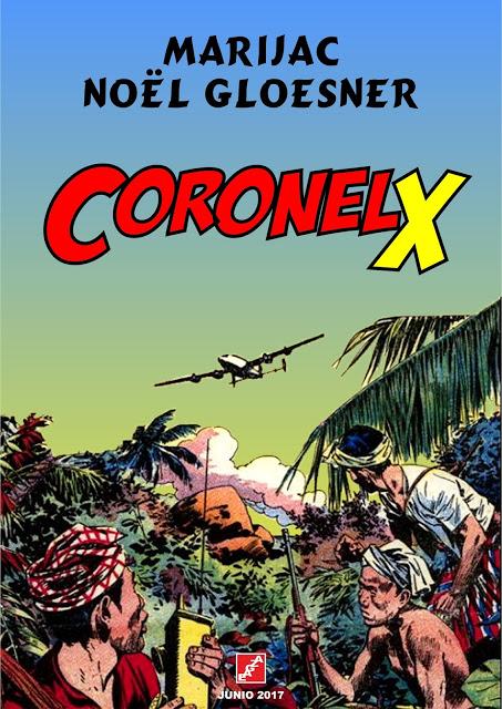 Nuevo link: Coronel X - Marijac - N. Gloesner - EAGZA