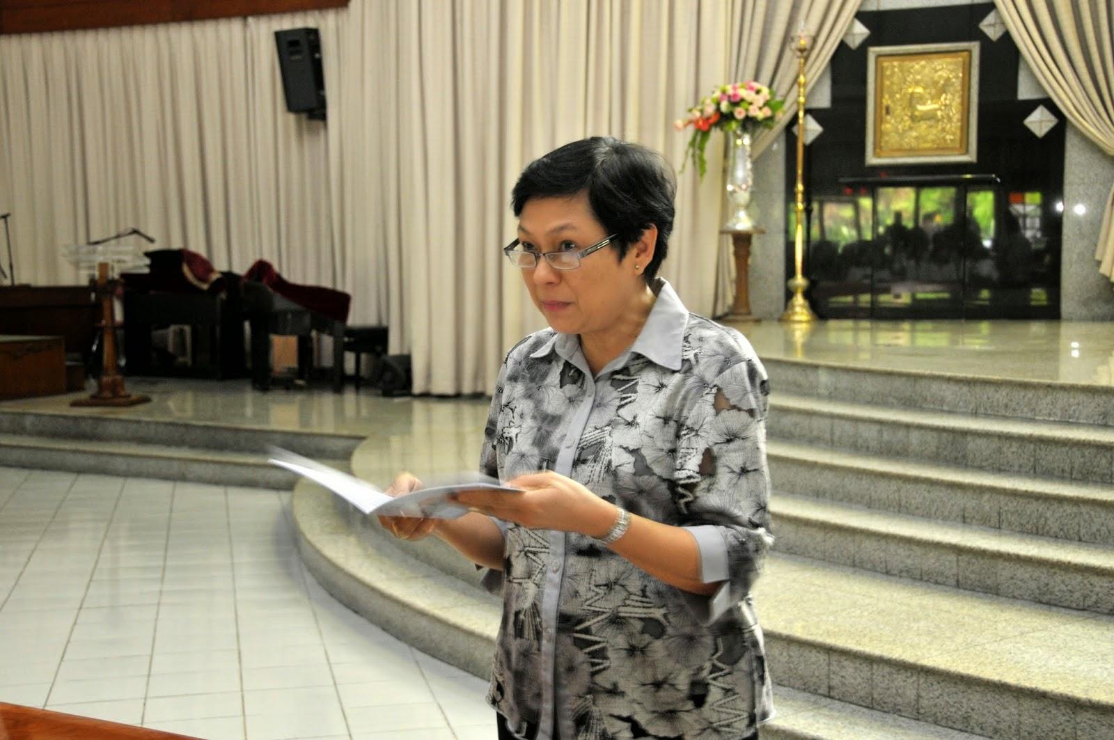 Baptis Umum 3 Agustus 2014