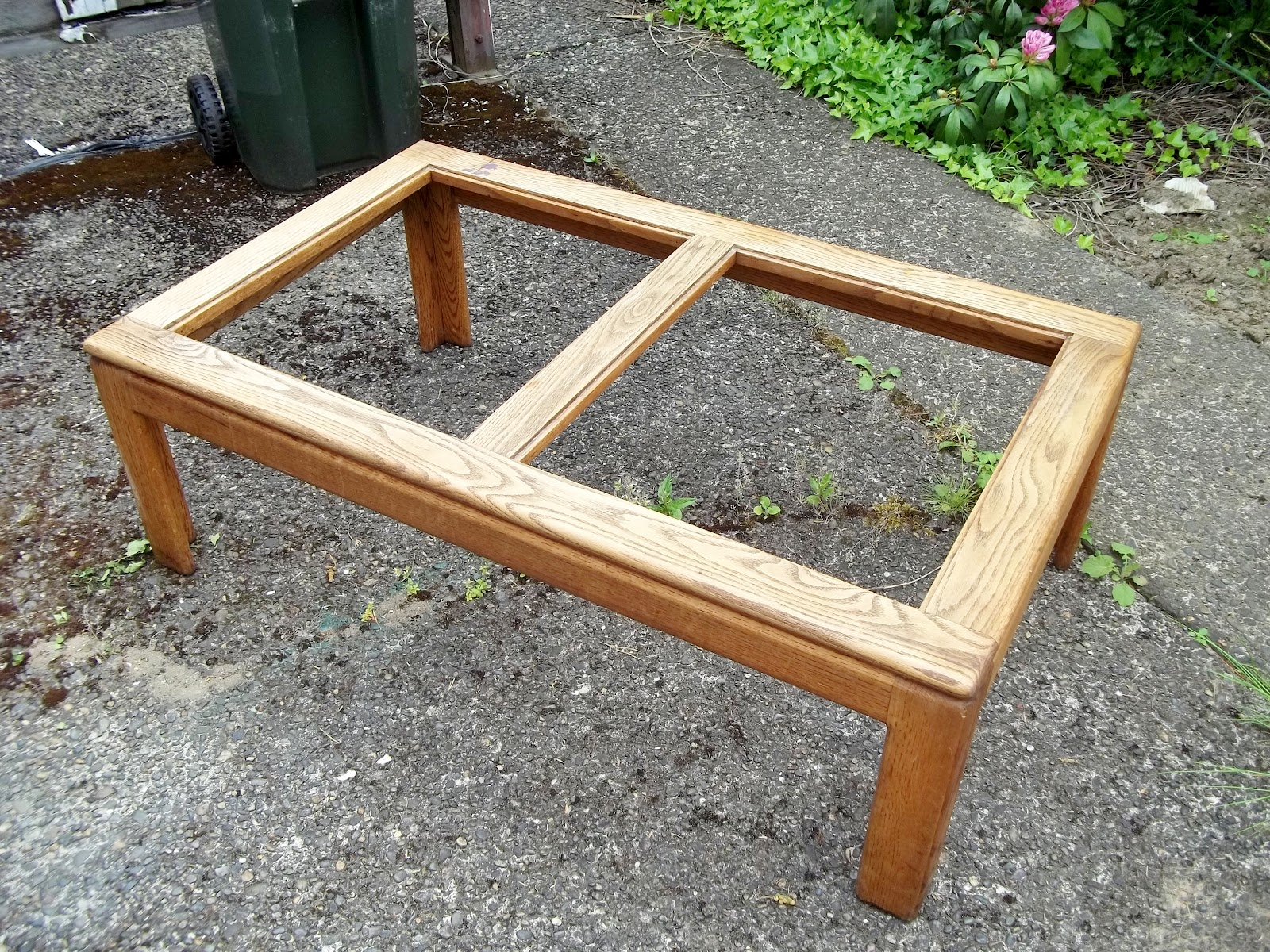 Upcycled Coffee Table Simple Moments Stick