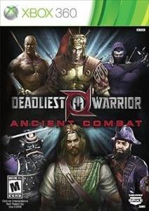 Deadliest Warrior Ancient Combat xbox360