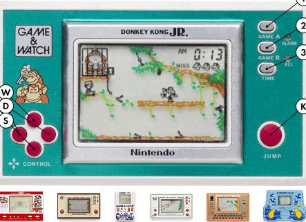 Pica Pic: Simulador de Nintendo Game & Watch