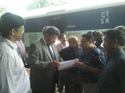 Nilambur Nanjangud Rail Project Easiest Route From Kochi
