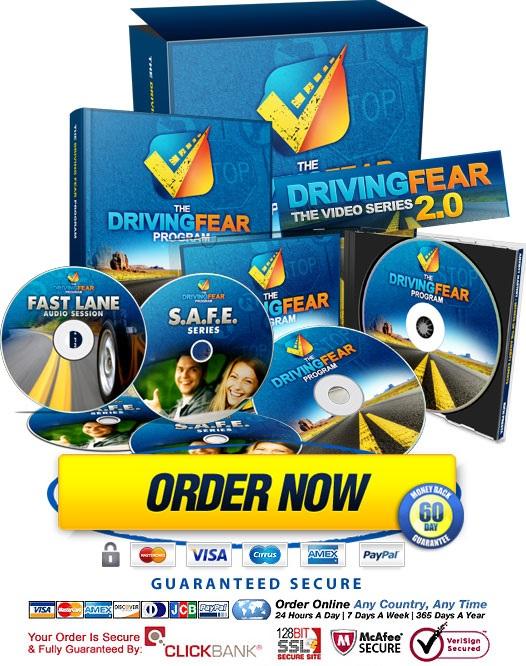 driving fear program order