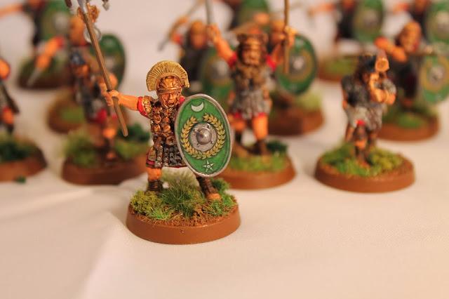 Roman auxiliaries
