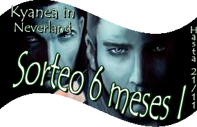 Sorteo Kyanea in Neverland