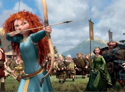 Nuevas imágenes para  'Frankenweenie' de Tim Burton y 'Brave' de Disney-Pixar