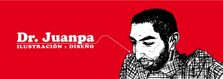 Dr. Juanpa Ilustración y Diseño