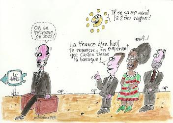 EN MARCHE FORCÉE /« ON SE RETROUVE EN 2022!»